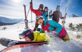 Winterspaß Familienwochen im B&B Hotel Bergquelle Flachau Ski Amade Flachau