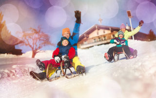Wedelwochen Pauschale im B&B Hotel Bergquelle Flachau Ski Amade