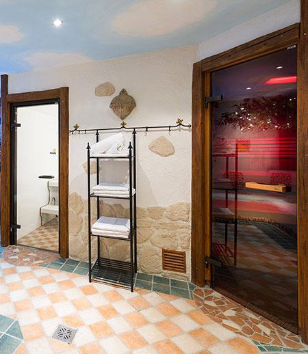 Die Bergquelle Bed Breakfast Hotel Flachau Salzburg Wellness und Sauna