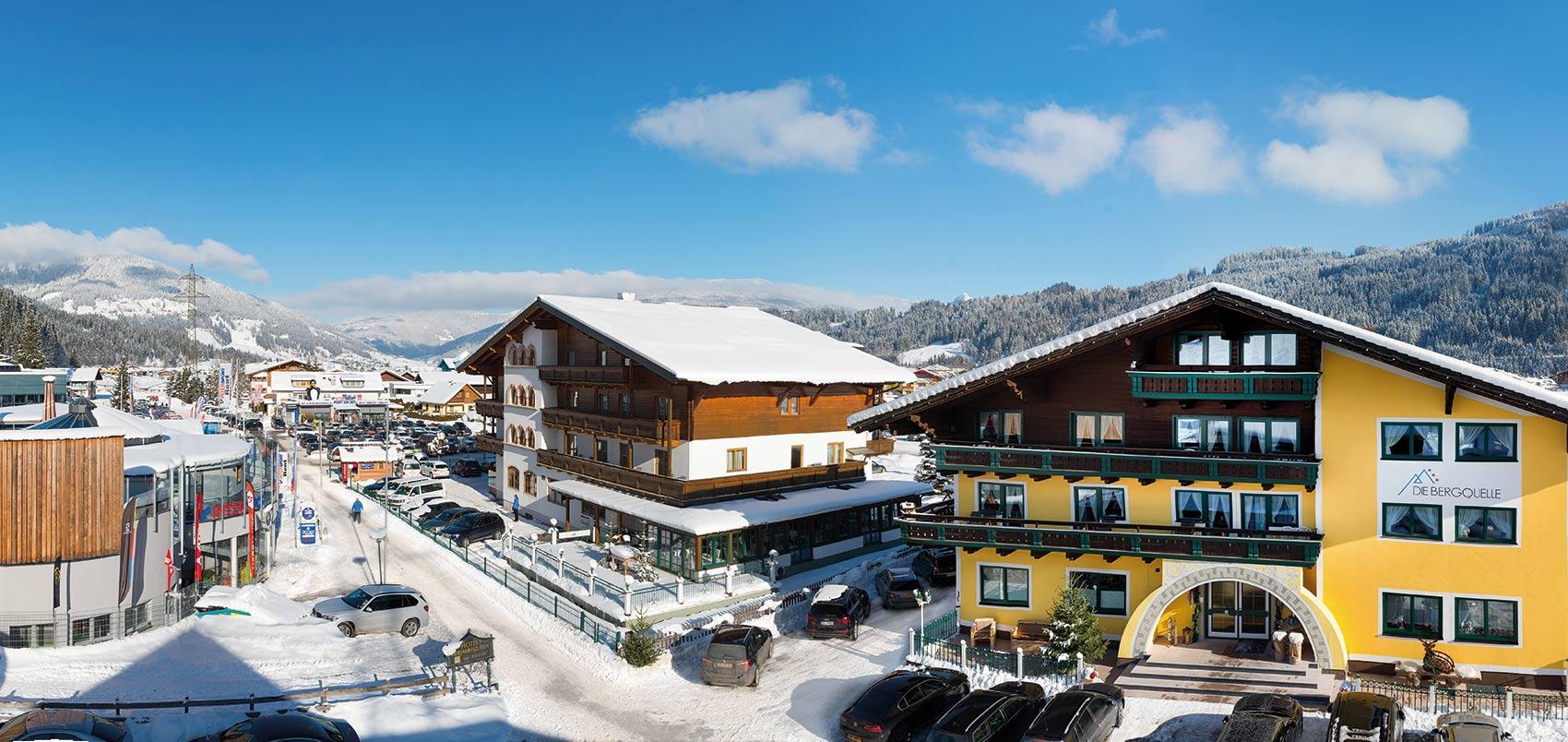 BB Hotel Bergquelle Flachau Salzburg Austria