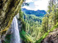 Bergerlebnis Wildes Wasser DIE BERGQUELLE Flachau