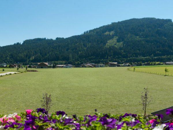 Frühlingsbaustelle B&B Hotel Die Bergquelle Flachau Salzburg Österreich