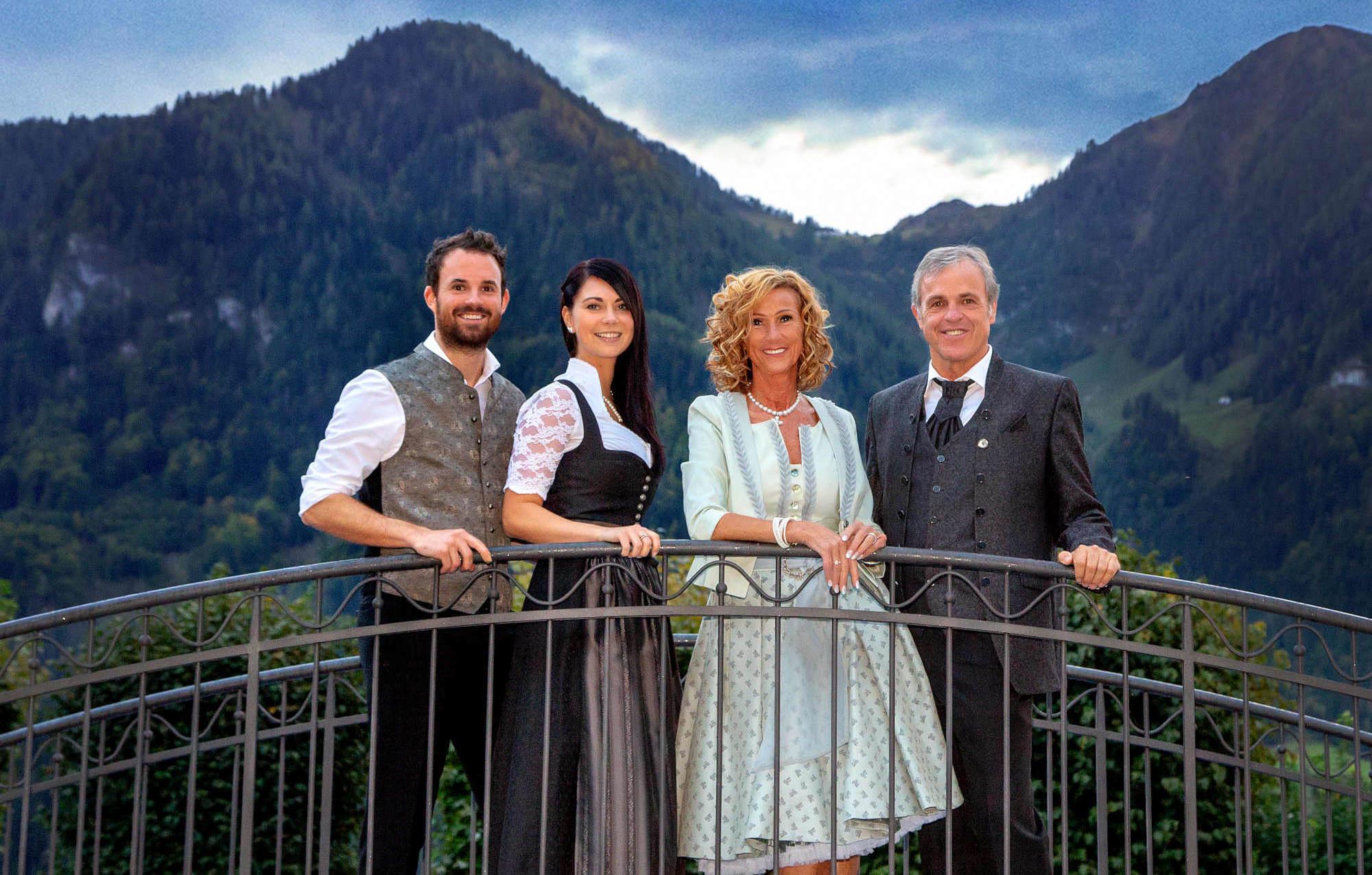 Gastgeber B&B Hotel Flachau die Bergquelle Salzburg Österreich