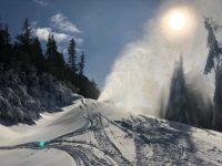 Winter start 2018/19 DIE BERGQUELLE Flachau Salzburg Austria