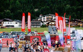 StrongmanRun - B&B Hotel Die Bergquelle Flachau Salzburger Land Österreich