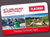 B&B Die Bergquelle Flachau Sommer Card Salzburger Land