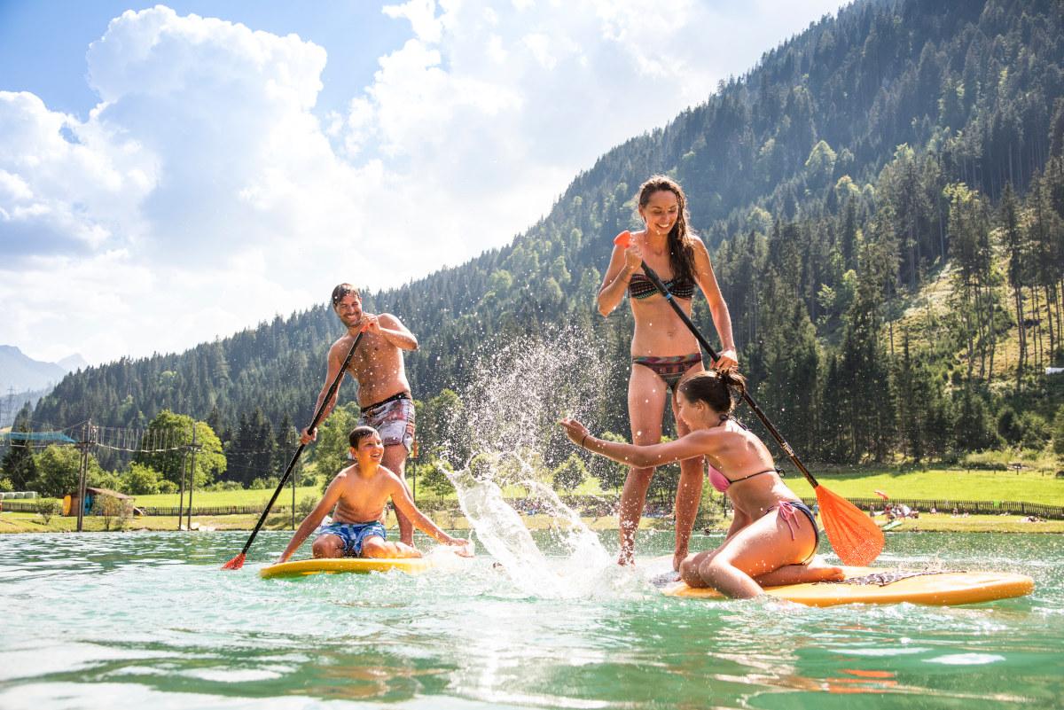 Flachau Sommer Card DIE BERGQUELLE Flachau, Salzburger Land